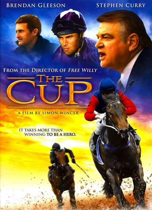 CUP BY MARTIN,BRYAN (DVD)